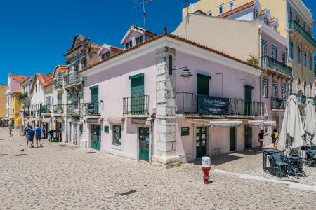Building, Belém, Lisboa