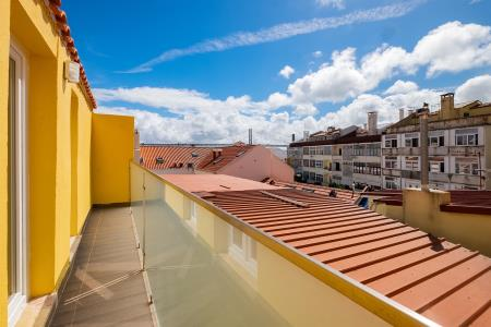 Prédio, Junqueira, Lisboa